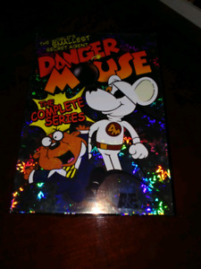 Danger mouse complete series