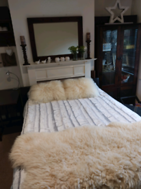 Double bedroom for rent in family house in Hove