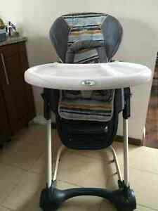 Rarely used High Chair for sale