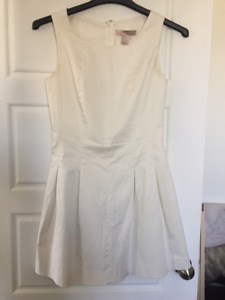 Robe Forever 21 blanche
