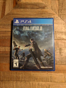 Final Fantasy XV: Day One Edition for PS4