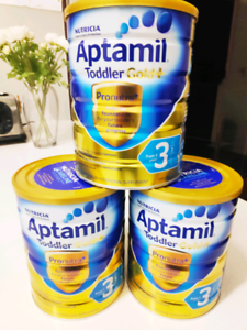 Aptamil Gold 3 Toddler Formula x3 | Feeding | Gumtree