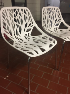 Tree Branch Chairs