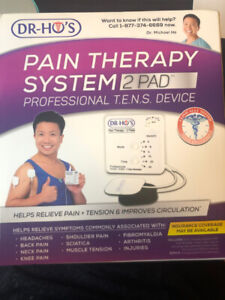 Dr Ho's Pain Therapy System -Brand New!!