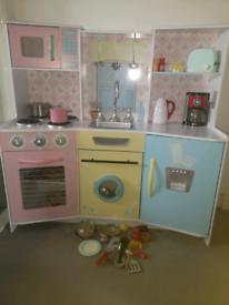 KidKraft Pastel Kitchen