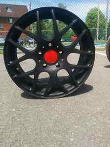 4 Mags 5x112 ou 5x114.3 FAST