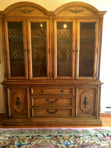 Stunning Hutch Cabinet for Sale