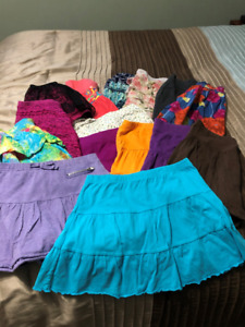 Girls Clothes Size 10/12 and some 14