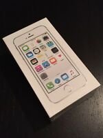 IPHONE 5S 32GB BELL/VIRGIN BOÎTE SCELLÉE !!!