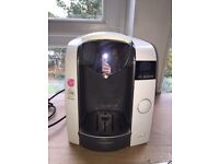 T43 white Bosch tassimo coffee machine