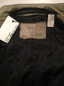 MUST SELL: BLAND NEW ENERGIE MENS LEATHER JACKET West Island Greater Montréal image 6