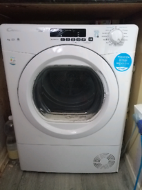 Used Candy condenser Tumble dryer SOLD