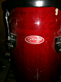 Vintage Stagg Tall Congo Drum