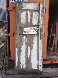 #3 vintage door