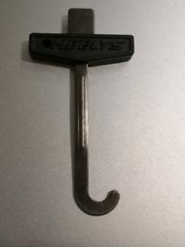 Heelys Wheels removal tool