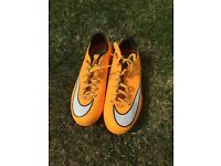 Nike boots size 3