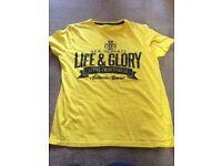 Life & glory top size M