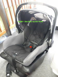Coquille + base britax exp 2021