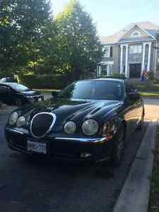 Beautiful 2001 Jaguar S-TYPE Sedan