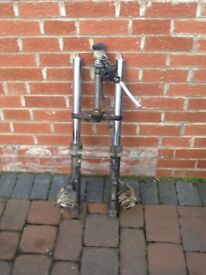 Honda cbr 400 set of forks 1989