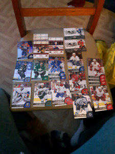 timmies hockey cards 17-18 for trade