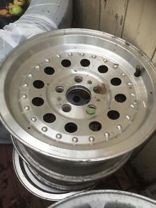 RIMS - Two different sets of 4