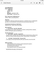 Looking for an after school part time job