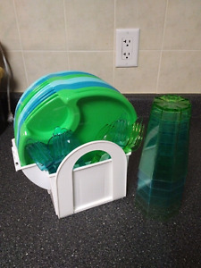 Pampered Chef Picnic/Outdoor Set