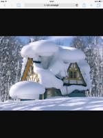 Déneigement de toiture professionelle rbq:8100-9656-21