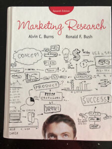 Marketing Research (7th Edition) Hardcover