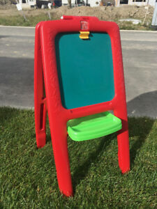 Chevalet pour enfants