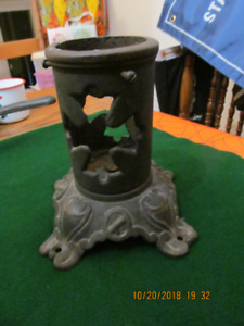 Antique Cast Iron Christmas Tree Stand