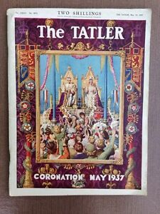 The Tatler Coronation of King George May 19, 1937