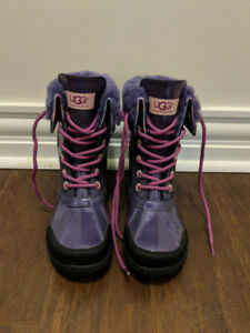 Kids Ugg snow boots - size 3 - brand new