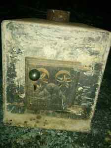Older lake wood stove