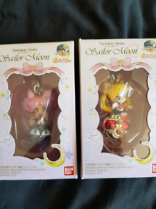 Sailor Moon twinkle dollies keychains