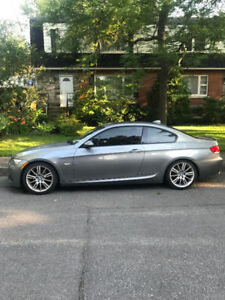 2009 BMW 3-Series M Sports Pack Coupe (2 portes)