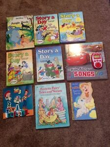 Disney children book lot