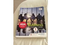 AQA AS & A2 combined business studies text book