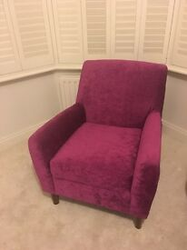 Arm Chair for sale - £80 each but accepting offers