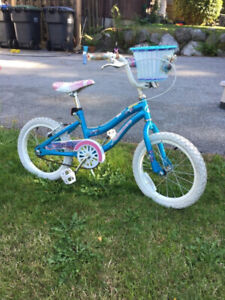 Moving sale 2 kid bikes!!! 16 inch/safety inspected