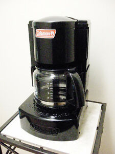 BRAND NEW COLEMAN DRIP COFFEE MAKER