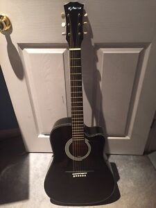 Beginners Hyburn Black Acoustic