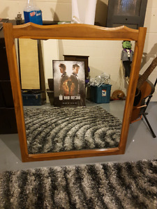 Mirror, good condition.