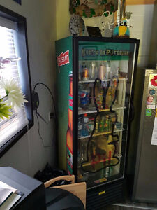 Pilsner beer fridge