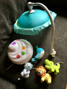 """Mobile pour enfant """"Fisher-Price"""""""