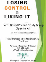 """""""Losing Control and Liking It"""" Book Study"""