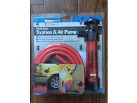 Syphon & Air Pump