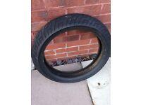 Dunlop D364 KR364 race intermediate front tyre 120/60ZR 17