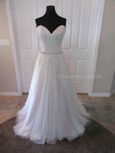 BEAUTIFUL Wedding Gown - Never Worn
